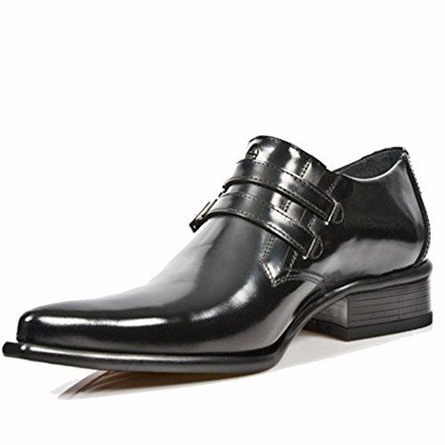 Chaussures de Ville Newman Noires M.2246-S20 - 41, Noir