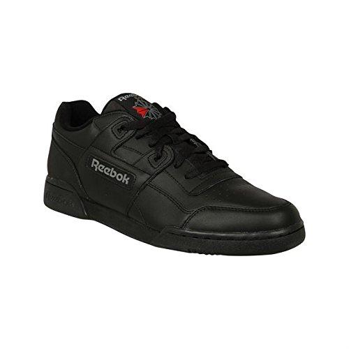 Sportschuhe Sneaker Herren Plus Workout Schnürschuhe Schwarz Reebok Dunkelgrau pq8OPw