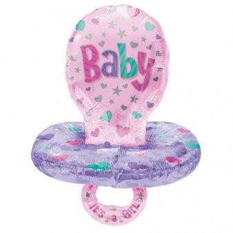 Chupete de bebé - Chica Multi Globo Globo: Amazon.es: Bebé