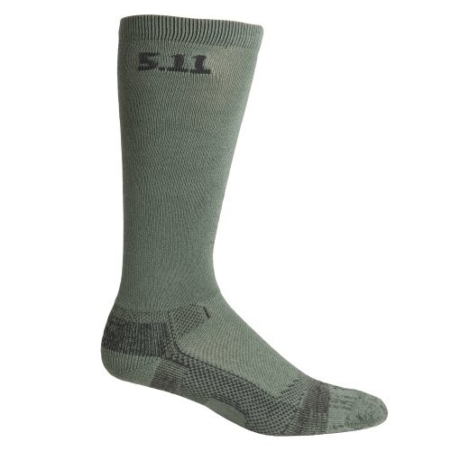 5.11 Tactical 59048 Level 19-Inch Sock, Foliage, Large