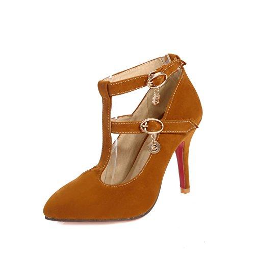 Adee vestir mujer para Zapatos albaricoque de YSOrRwqZnS