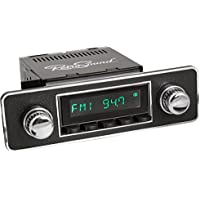 RetroSound HB-502-06-76 Hermosa Direct-Fit Radio