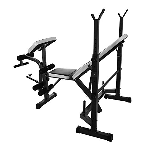 Mophorn Weight Bench Multi-Function Weight Benches 660 LBS