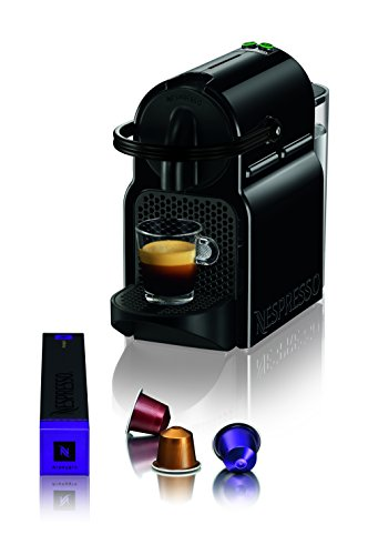 Advance Feature of Nespresso Inissia Espresso Machine by De'Longhi, Black