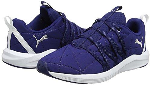 Bleu Fitness Femme De White Chaussures Prowl Alt blue Puma Depths wnXBqIYx