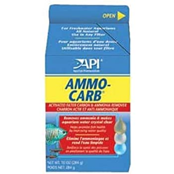 API AMMO-CARB Aquarium Filtration Media Box