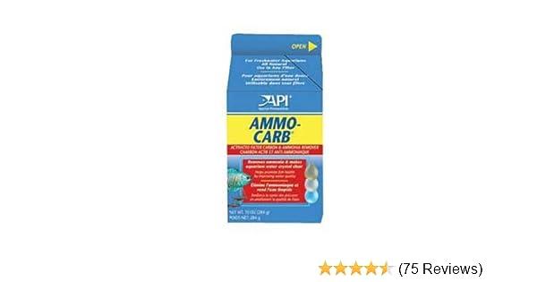 Amazon.com : API AMMO-CARB Aquarium Filtration Media 10-Ounce Box ...