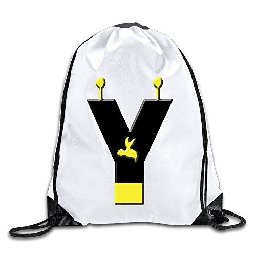 Logog 8 Creative Super Y Cinch Sack Custom Drawstring Tote Bags Pack Pockets (Tomb Raider Underworld Costumes Pack Pc)