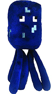Minecraft Squid Plush by Jazwares Domestic