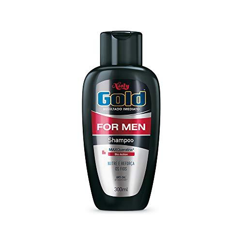 Shampoo Gold Men 300 Niely