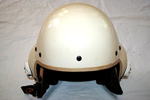Vintage 1978 Us Air Force USAF Flight HGU-39/P Pilot Helmet - Medium