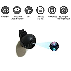 Image of the product Mini Hidden Camera 1080P that is listed on the catalogue brand of Fun&H.