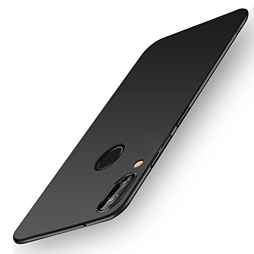 MAKAVO Huawei P20 Lite Case, Slim Fit Hard PC Back Protective Cover Ultra Thin with Excellent Grip Anti-Scratch Silky Matte Finish Skin for Huawei P20 Lite 2019