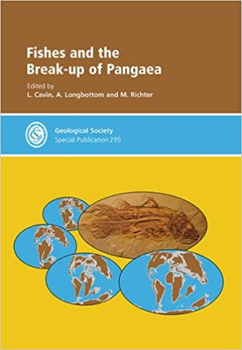 Fishes and the Break-up of Pangea - Special Publication no 295