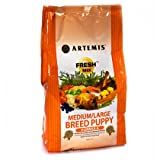 Artemis 133008 Fresh Mix Medium Large Breed Puppy Food, 30-Pound Review