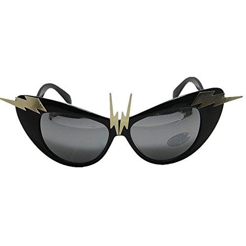à Roll Main la UV Protection Fait Rock Soleil Femmes de Wenjack Les légères Summer Vacation en Sunglasses Lady Style métal Ultra Beach Lunettes XAv8p