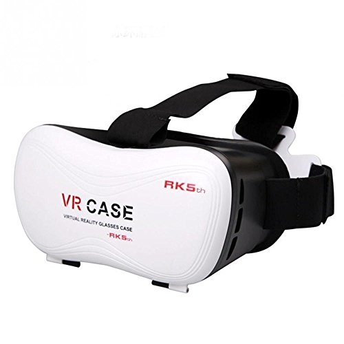 3D VR Head-mounted Display Headset Glasses RK5th Virtual - Motorola Bluetooth For Iphone 4s
