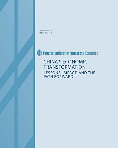 China's Economic Transformation: Lessons, Impact, and the ...
