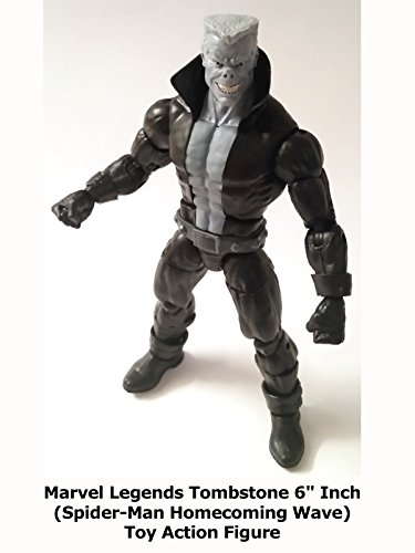 Review: Marvel Legends Tombstone 6