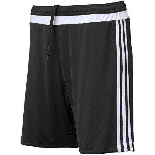 Adidas Mens Mls15 Match Short L Black/White