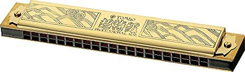 TOMBO トンボ 複音ハーモニカ 超特級 1921A B00240FGP8   1921G
