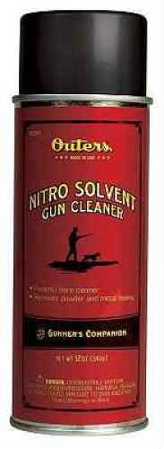 Outers Nitro Solvent Gun Cleaner (Aerosol 12-Ounce) Outers Gun Cleaning Supplies