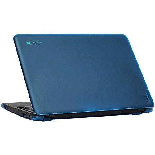 iPearl mCover Hard Shell Case for 2017 11.6 Lenovo N23 Series Chromebook Laptop (NOT Fitting Lenovo N23 / Yoga N23 Windows Laptop) (Aqua)