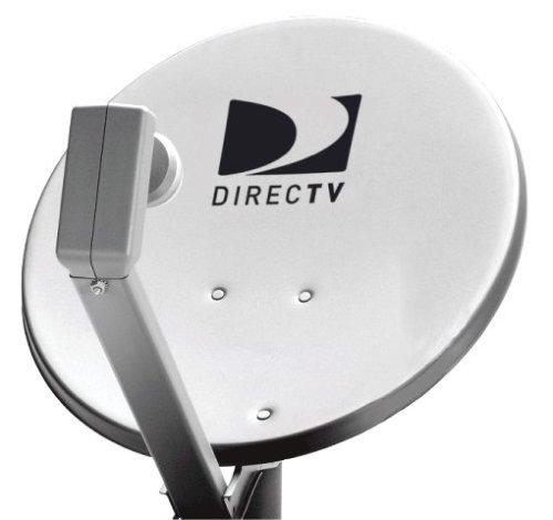 Direct Tv Satellite >> Amazon Com Directv 18 Inch Satellite Dish Electronics