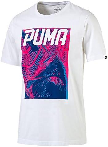 PUMA Camiseta Hombres, Dynamo tee: Amazon.es: Ropa y accesorios