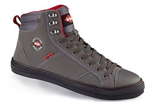 Lee Cooper LCSHOE022 Chaussures de sécurité style basket SB/SRA