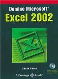 Excel 2002, Cesar A. Perez, 9701507991