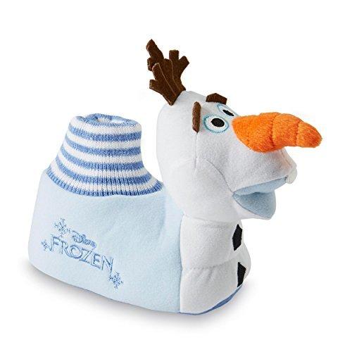 Disney Frozen Olaf Sock Slippers