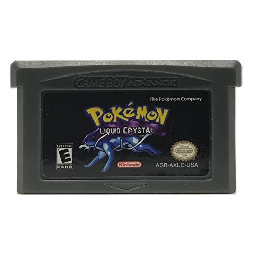 pokemon liquid crystal gba rom free download