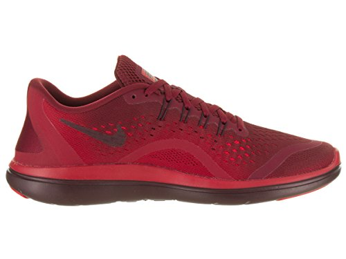 Wmns Team Print Femme deep Tongs Solarsoft Nike Red 2 Red Gym Burgundy Thong 14SxCq