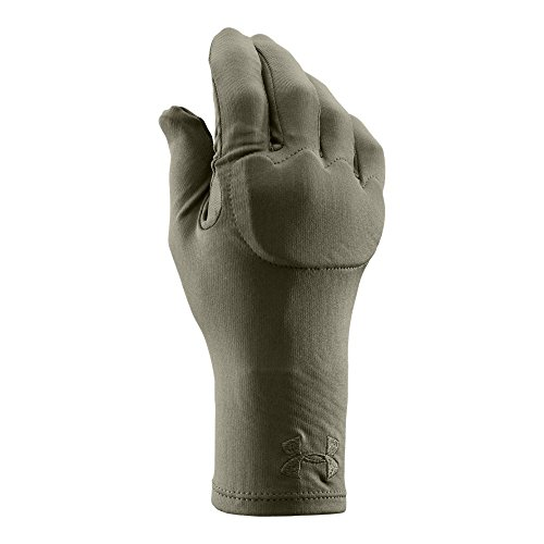 Under Armour Men's Tactical ColdGear Infrared Gloves, Marine Od Green/Marine Od Green, (Tactical Cold Weather Gloves)