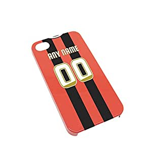 Bournemouth FC personalized Gift Football Shirt Style Phone Cover / Case / Shell for iPhone 4/4s - High Quality Case with High Definition Print