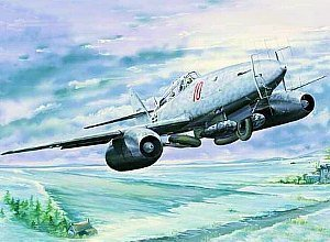 Messerschmitt Me262B1a/U1 Night Fighter 1-32 Trumpeter for sale  Delivered anywhere in USA