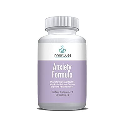 InnerCues Anti-Anxiety - Dietary Supplement - 60 Caps