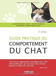 Guide pratique du comportement du chat par Edith Beaumont-Graff