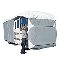Classic Accessories Overdrive PolyPro III Deluxe Cover for 5th Wheel Trailers