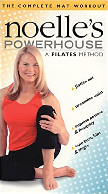 Noelle's Powerhouse-A Pilates Method-The Complete Mat Workout [VHS]