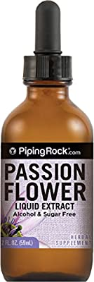 Passion Flower Liquid Extract Alcohol Free