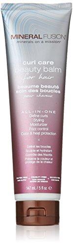 Minéraux de Fusion beauté baume pour cheveux, soins Curl, 5 onces
