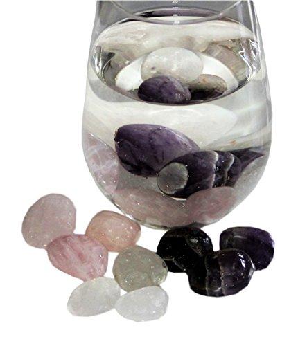 Naturgeister-Wassersteine Edelsteinwasser (3 er Sortiment B-A-R) (~EUR 6,38 / 100g)