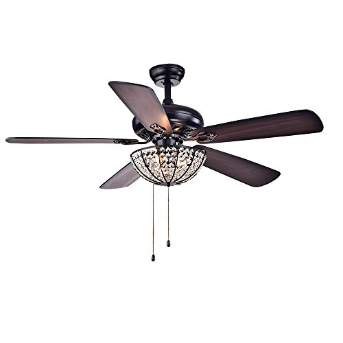 Compare Price: Ceiling Fan Crystal