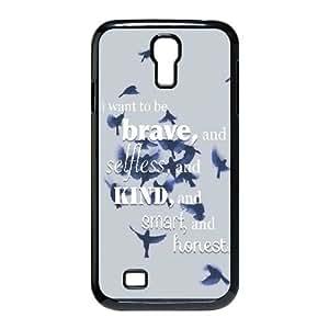 LSQDIY(R) divergent SamSung Galaxy S4 I9500 Case Cover, Customized SamSung Galaxy S4 I9500 Cover Case divergent