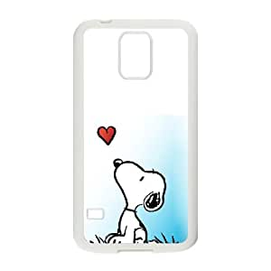 Samsung Galaxy S5 Cases Phone Case Cover Snoopy 5R55R3514276