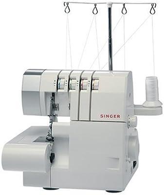 Singer Overlock 14SH -744 máquina de Coser: Amazon.es: Hogar