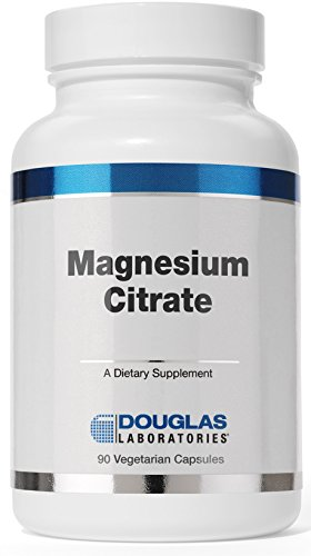 Douglas Laboratories® - Magnesium Citrate - Supports Enyzmatic Activity, Muscles and Nerves* - 90 Capsules
