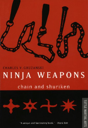 Ninja Weapons: Chain and Shuriken (Weapons Chain Ninja)
